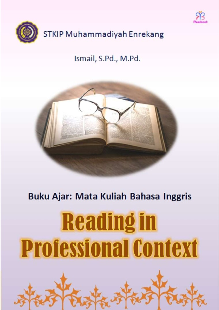 ING33 - Reading in Professional Context (PBI)